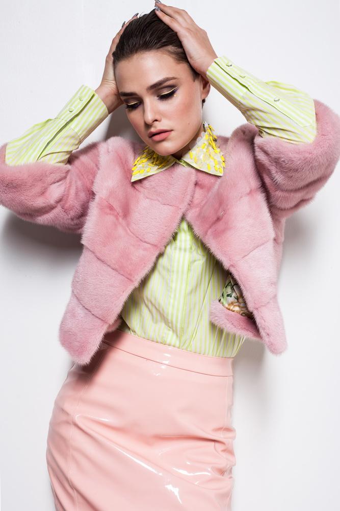 Drabužių fotografavimas, Beautyfur.com gaminiai, modelis Katrina Knizevičiūtė © Darius Tarėla