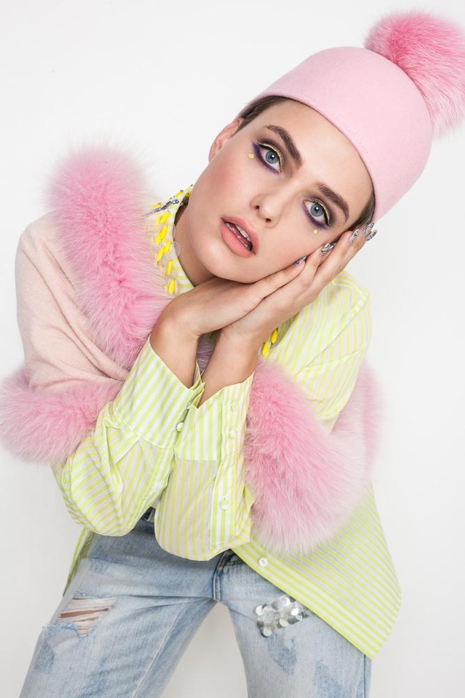 Fashion photography, Beautyfur.com, model Katrina Knizevičiūtė © Darius Tarela