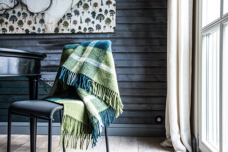 Produktų fotografavimas, UAB Barker textiles pledai, įvaizdinės nuotraukos