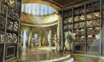 05_Senovine_Aleksandrijos_biblioteka_©_es_la_orden_de_los_pensadores_wikia_com