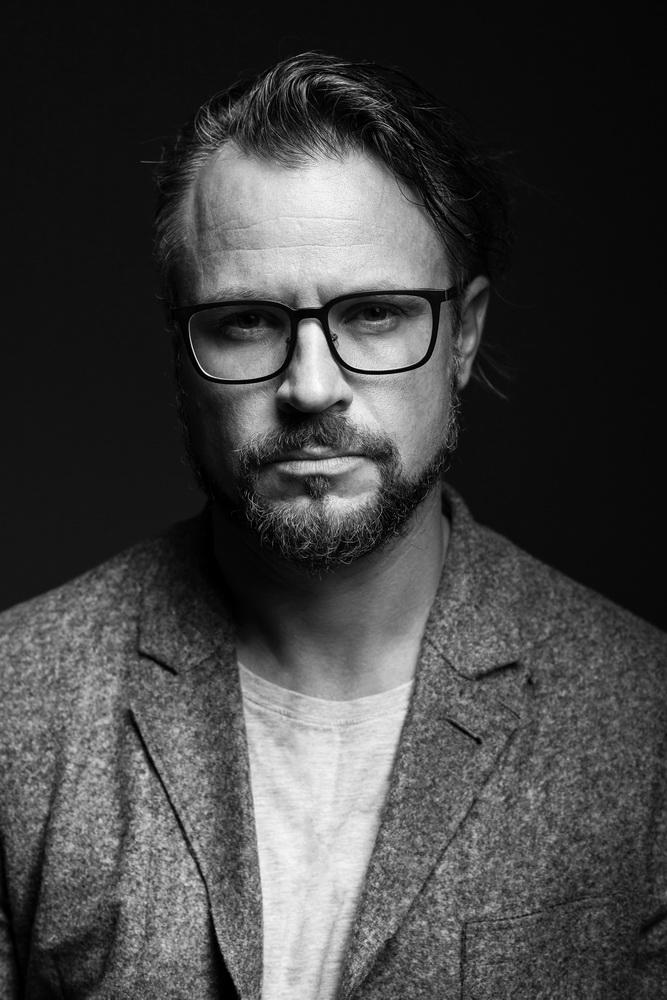Actor Tomas Erbrederis © 2017 Darius Tarėla